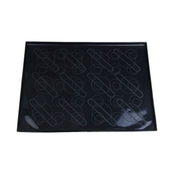 Achat en ligne Tapis à génoise à rebord avec empreintes 30 x 40 cm