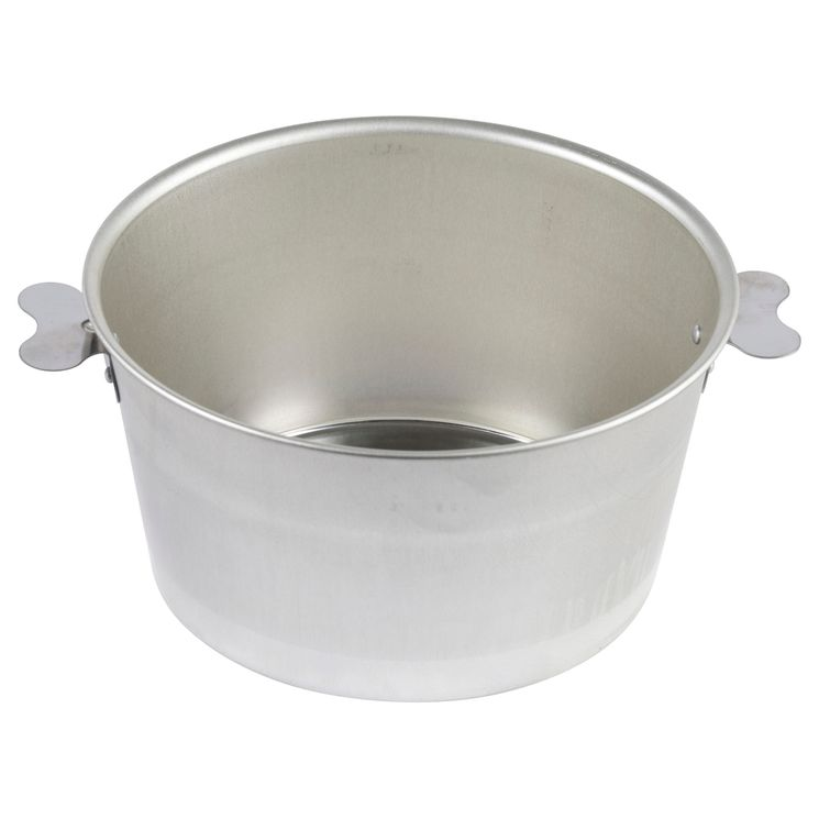 Moule à charlotte en fer blanc 10 x 15/18 cm - Gobel