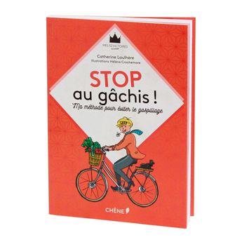 Stop au gâchis ! - Papier Cadeau