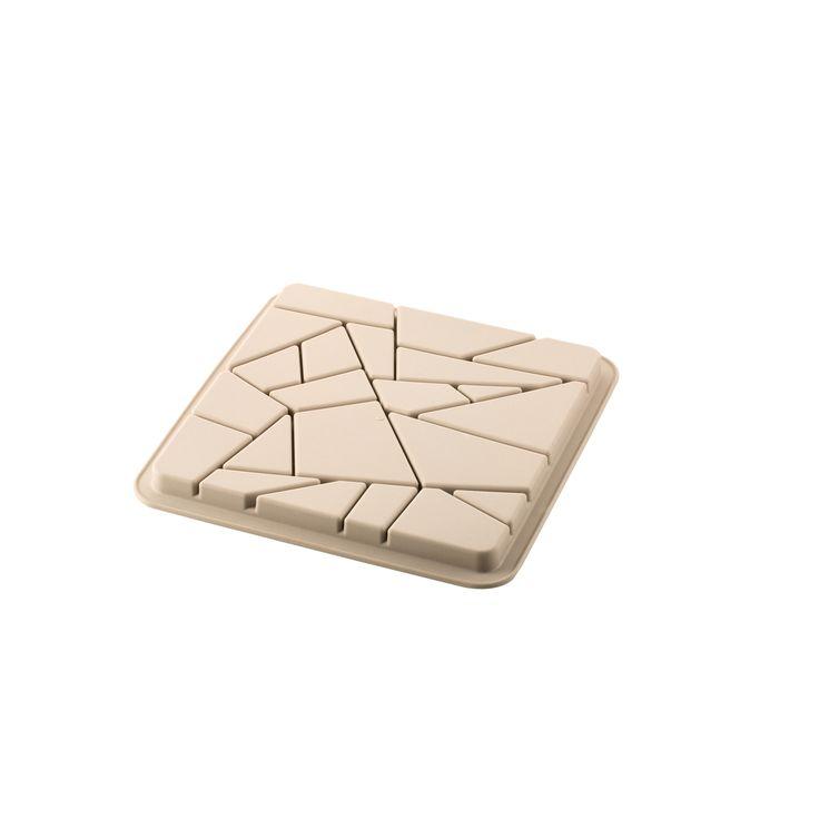 Kit tarte carrée Liberty - Silikomart