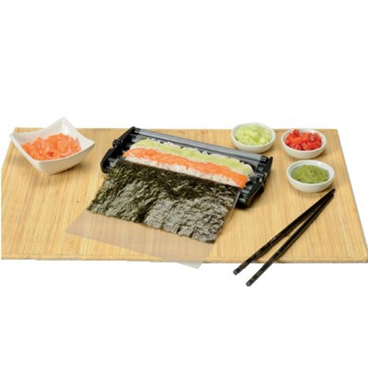 APPAREIL A ROULER POUR SUSHIS - EASY SUSHI