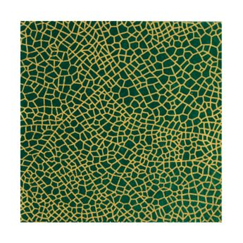 Serviettes 33cm x 33cm Grazil vert - AvantGarde