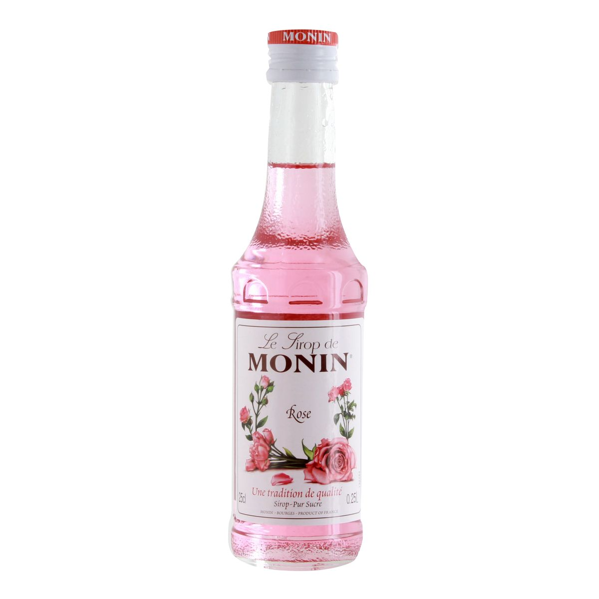 Sirop rose 25cl - Monin