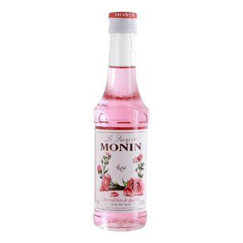 Sirop rose 25 cl - Monin