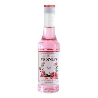 Achat en ligne Sirop rose 25cl - Monin