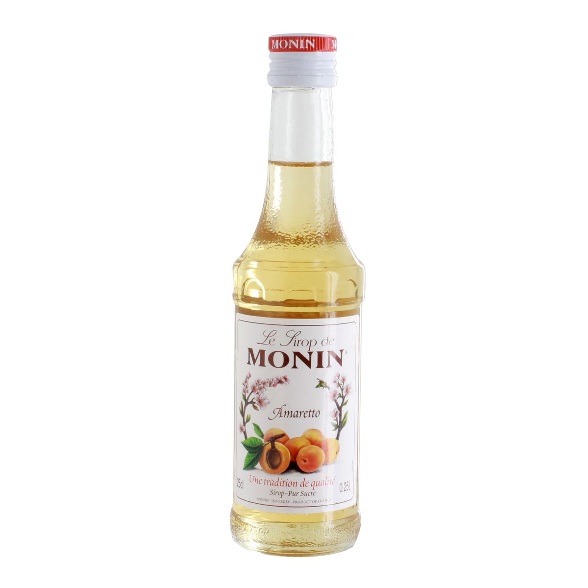 Sirop 25 cl amaretto - Monin