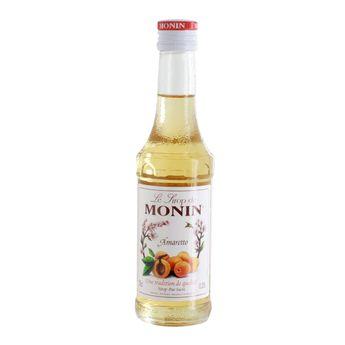 Achat en ligne Sirop amaretto 25cl - Monin