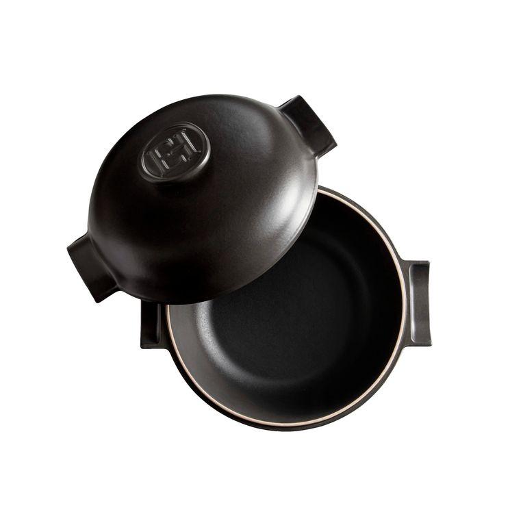 Cocotte en céramique Delight 4L induction - Emile Henry