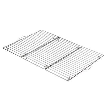 Achat en ligne Grille de refroidissement volette rectangulaire pliable 15 x 32 cm - Zodio