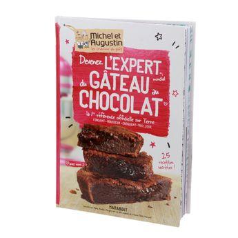 Achat en ligne Devenez l'expert mondial du gâteau au chocolat - Marabout