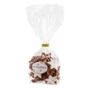 Achat en ligne Sachet etoile noisettes cannelle 150g - Pertzborn