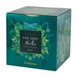 The vert menthe bio* cube metal 48 g - Plantasia