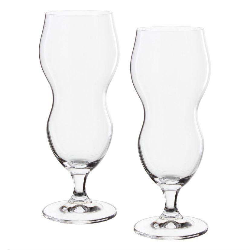 Set de 2 verres cocktail 40cl - Bohemia Selection