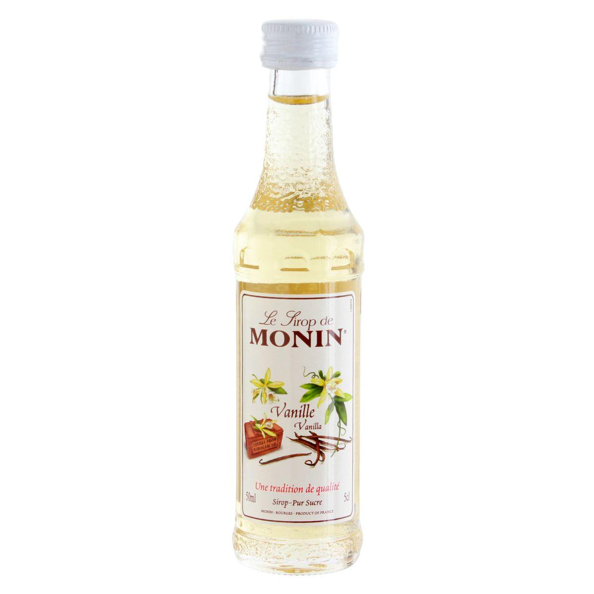 Mignonette sirop - vanille 5cl - Monin
