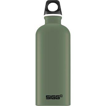 Bouteille nomade vert olive 60 cl 21.5 x 7.1 cm - Sigg