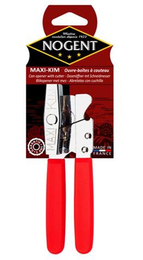 Ouvre-boites maxi-kim rouge - Nogent