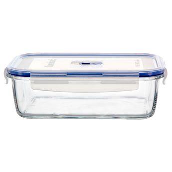 Achat en ligne Boite hermétique Pure Box rectangulaire en verre 197cl 7.9x18x24.2cm - Luminarc
