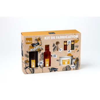 Achat en ligne Kit fabrication moutarde maison- Epices & Co