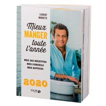 Achat en ligne Mieux manger toute l´année de Laurent Mariot - Solar