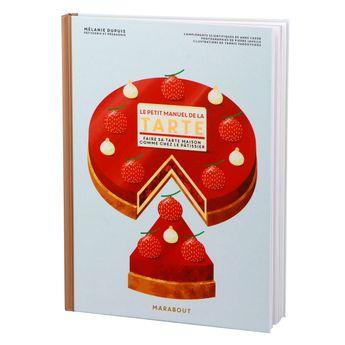 Achat en ligne Le petit manuel de la tarte - Marabout
