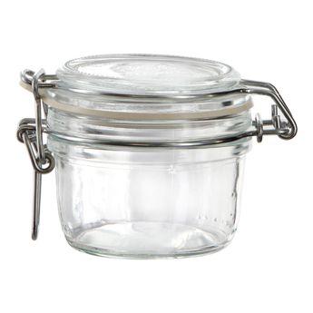 Achat en ligne Bocal de conservation en verre Fido 0.125 L - Bormioli