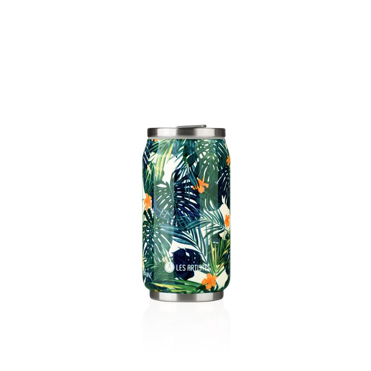 Canette isotherme Pull Can´it Hawaii 280 ml - Les Artistes