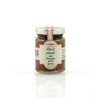 Achat en ligne Pâte de pistache naturelle 100gr - Terre Exotique