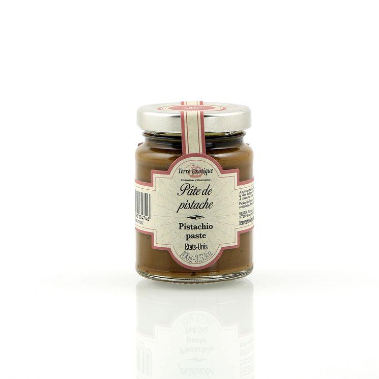 Pâte de pistache naturelle 100gr - Terre Exotique