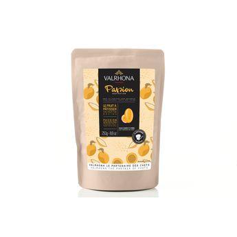 Achat en ligne Chocolat à pâtisser inspiration passion 250g - Valrhona