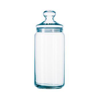 Achat en ligne Bonbonnière en verre 1L 10cmx10cmx20.5cm - Luminarc