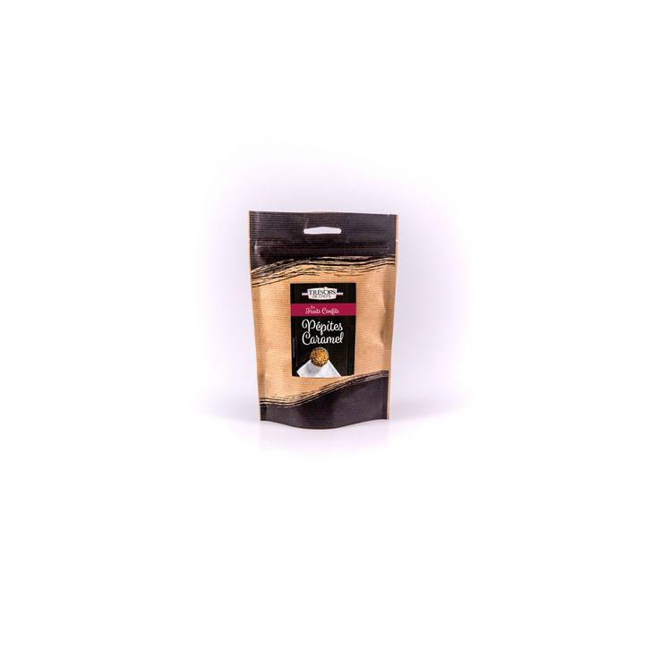 Pépites de caramel 250 gr - Trésors de Chefs