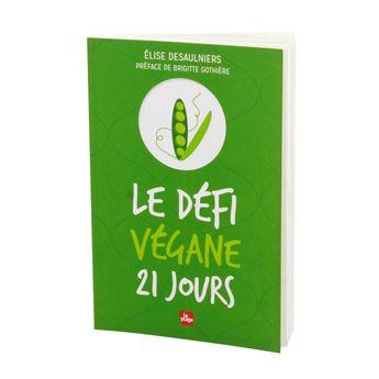 Achat en ligne Le defi vegane 21 jours - La Plage