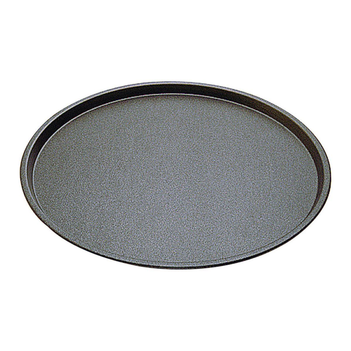 Plaque à pizza revêtue diamètre 30 cm  - Gobel