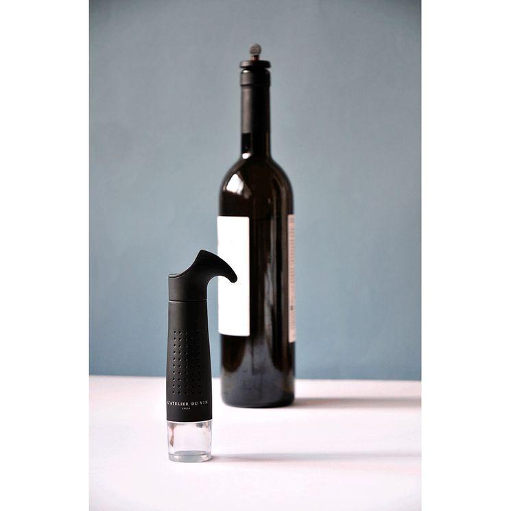 Pompe et bouchon de conservation Gard´vin - L´atelier du vin
