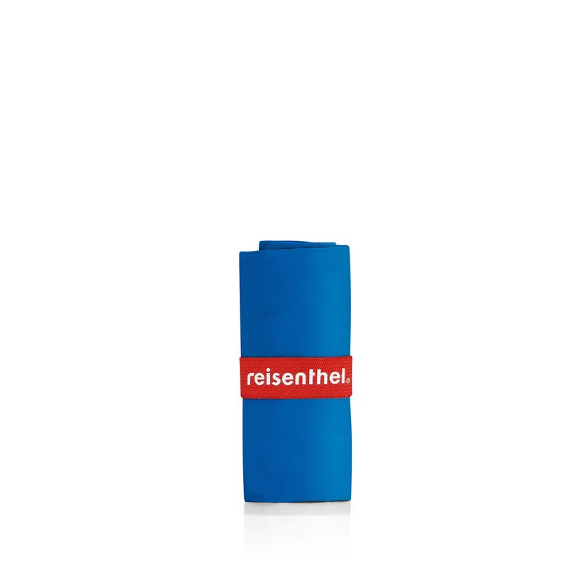 Sac mini maxi shopper bleu 43.5cmx7cmx60cm - Reisenthel