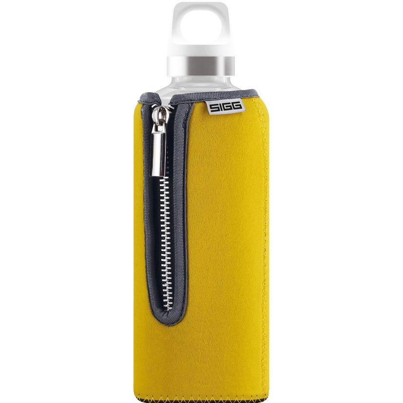 Bouteille verre Stella jaune 50 cl 22.5 x 7.6 cm - Sigg