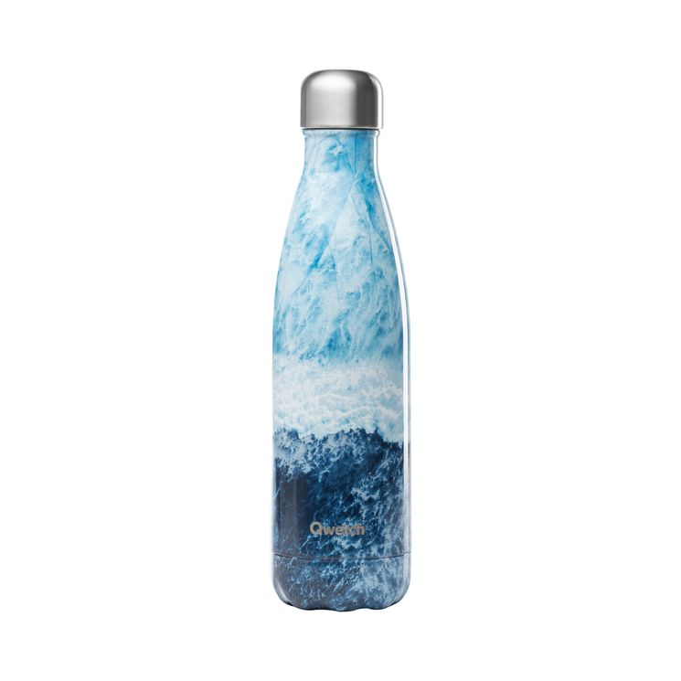 Bouteille isotherme inox 500ml Ocean Lover - Qwetch