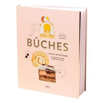 Achat en ligne Buches. à l'école des pâtissiers - First