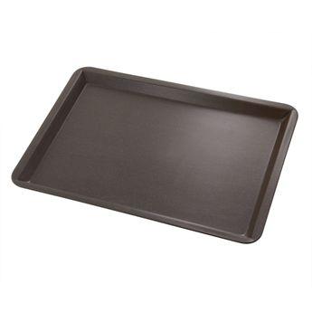 Achat en ligne Plaque pâtissière avec rebords en métal anti adhérent 37 x 27 cm - Alice Délice
