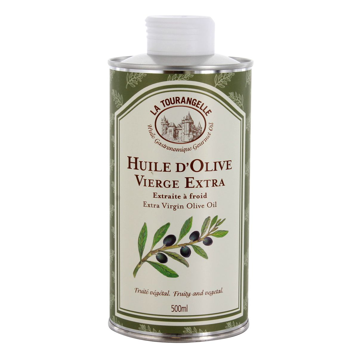 Huile d'Olive Vierge Extra 500 ml - La Tourangelle