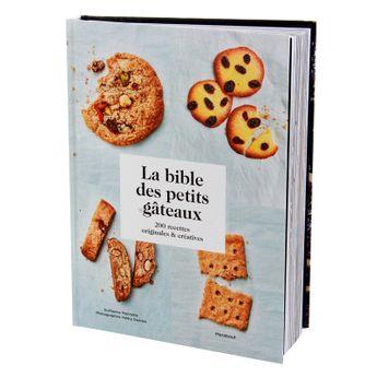 Achat en ligne La bible des petits gâteaux - Marabout
