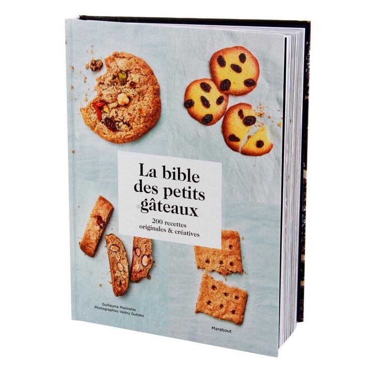 Le grand livre des petits gâteaux - Marabout