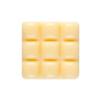 Achat en ligne Décor en chocolat : 20 mini tablettes en chocolat blanc