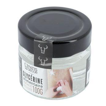 Achat en ligne Pot de glycérine alimentaire 120 gr - Patisdecor