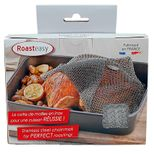 "Filet de protection en côte de maille anti-projection ""Roasteasy"" - Novac"