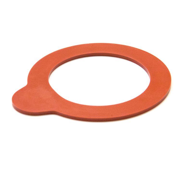 Pièce de rechange : sachet de 6 rondelles 67 mm pour carafe Lock Eat - Bormioli