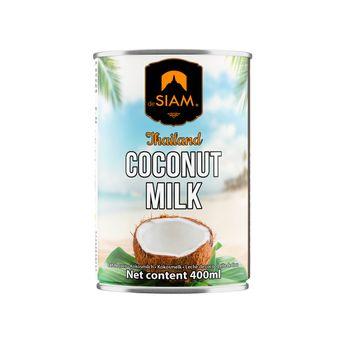 Achat en ligne Lait de coco 400 g - Siam