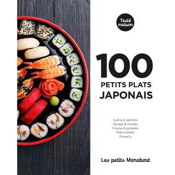 Achat en ligne Les petits Marabout : 100 petits plats japonais - Marabout