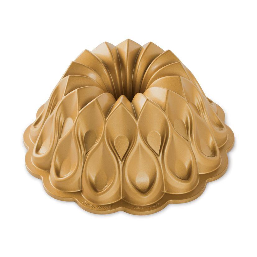 Moule Crown bundt pan en fonte d´aluminium - Nordic Ware