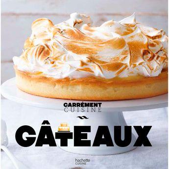Achat en ligne Gâteaux - Hachette Pratique